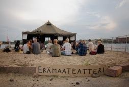 Erämaateatteri @ Kalasatama 2011 (Kuva Matti Kokkonen)