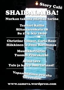 Juliste Antti Kukkonen