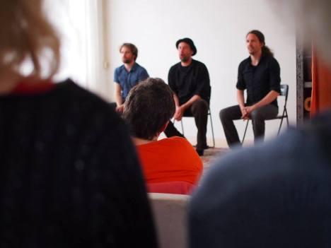 3Troubadours @ The Hague (Kuva Stijn Wastyn)